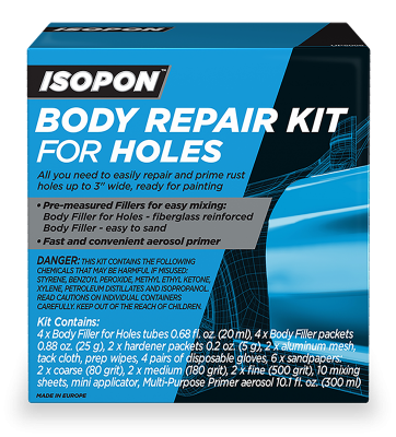 Body Repair Kit For Holes
