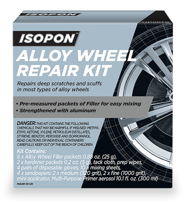 Alloy Wheel Filler Kit
