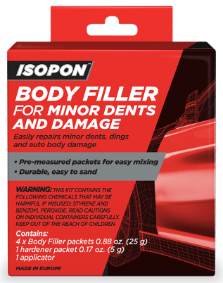Isopon REPAIR Multi-Purpose Body Filler